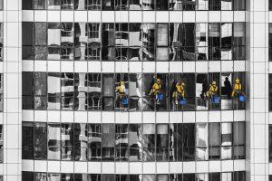 Glasbewassing Arnhem